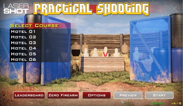 Practical Shooting Hotel