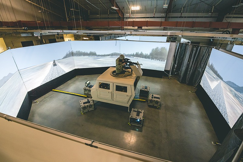 US Army Reserves purchase $4m Warrior Skills Trainer for Ft