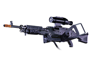 M240 Simulated Recoil