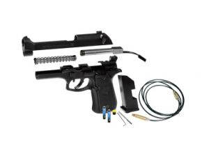Tethered Handgun Kit