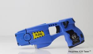 KeypressX26Taser